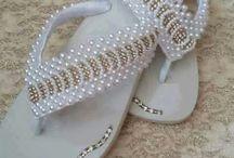 infradito e scarpe