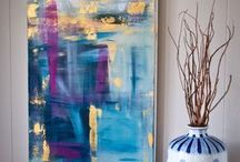 obrazy a umění