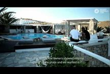Mykonos - Greek island / Photos, locations, accommodation, restaurants and cafes
