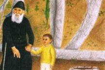 Παρηγοριά σε πατέρα για τον θάνατο του παιδιού του - Θαυμαστές εμφανίσεις Αγίου Παϊσίου