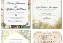 Wedding invitation card ideas