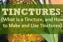 tinctures