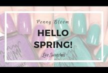 Penny Bloom Nail Polish