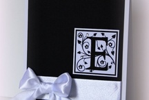 Majestic Monogrammed Cards