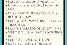 Morning affirmations ❤