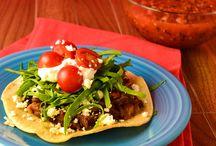 Gluten-Free Recipes / by Christy Berkhouse