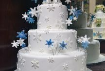 Palermos Winter Wedding Cakes / If you are having a wedding in the Winter, use our board filled with many of our custom cakes created for winter weddings. Use this for ideas to help you plan your winter wedding, as well as winter wedding cake ideas