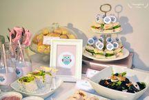 Baby Shower sówka/Owl theme baby shower / Baby Shower z motywem przewodnim sówki wybranym przez przyszłą mamę.