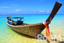 Thailand / Photography of thailand. Landscape, seascape, beach, island, jungle everything about #thai.