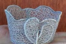 Free standing Lace designs