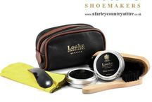 Loake Accessories & Shoe Care Collection / by A. Farley Country Attire & Exclusive Menswear