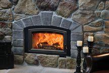 Beautiful Wood Burning Fireplaces / Wood burning fireplaces - Marsh's Stoves & Fireplaces serving Toronto ON