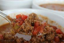 ~Soup, Chili, Stew~