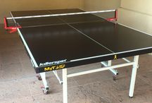 MyT Wild Killerspin / Outdoor ping pong table