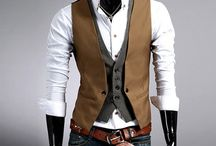Men Waistcoats For Wedding Or Party From India / Latest Men Waistcoats And Vests For Special Occasions In India. All colors like brown,black,blue,grey are available.