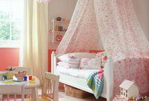 Lastenhuone / Sisustusideoita tytön ja pojan huoneeseen