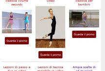 Eventi Ballet-ex 2015 / Tutti gl eventi Ballet-ex: corsi , rassegne, spettacoli, cd e dvd per la danza, La danza a 360 gradi, da non perdere!