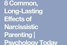Narcissistic Abuse Information