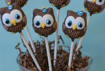 Animal Cake pops by Sweet Lauren Cakes / Animal Cake pops!  Great for birthday parties, wedding toppers, and more! / by Sweet Lauren Cakes