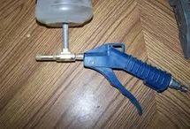 hjemmelaga verktøy
