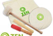 Zen Singing Bowl Accessories