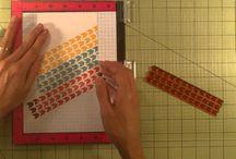 MISTI stamping tool / by Aletta Heij