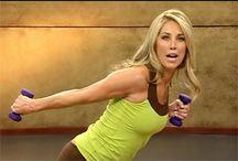 Denise Austin Workouts / Fitness expert Denise Austin                   (Born: Feb. 13, 1957) / by Melissa Goodwin