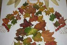 Podzimni tvoreni s detmi