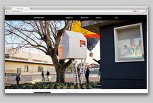Aspro Studio   OKCS web project / Sviluppo Web di okcs per Aspro Studio, studio di architettura. Design di Morris Granzotto