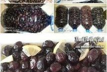 zeytin tarifleri