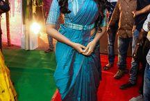 Saree Drapping