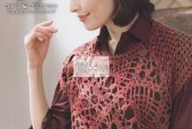 Let's Knit Chinese patterns