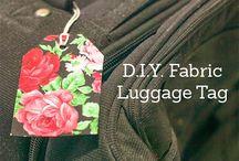 Luggage tags / Luggage tags