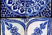 Miss Beatrix ❤️ Delft / A love for classic design and that blue...