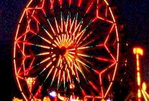 Family Fun Places to Visit / Theme Parks, Amusement Parks, Rides,
