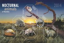 New stamps issue released by STAMPERIJA | No. 359 / NAMIBIA 2014 Code: NAM14101a-NAM14102a