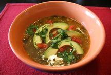 Mmm...soup! / by Kristen M