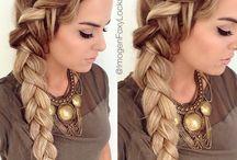 peinados hermosos ,