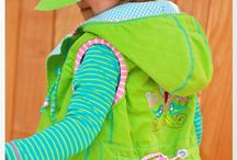 Designbeispiele Kinderkleidung