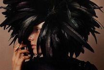 Headdress & hairstyle