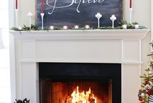Mantel / by Shelia Mabrey