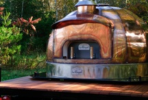 Mobile Ovens / by Maine Wood Heat - Wood Fired Ovens