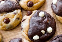 desserts {cookies} / Cookie recipes / by Emily Hill