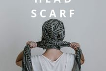 Scarfs for head