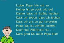 Papa Geschenke