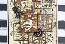muži - steampunk
