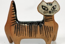 """cats - ubiquitous creatures - things and objects /  """"If you have to ask, you'll never know. If you know, you need only ask."""""""
