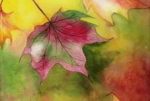 Leaves / by Sonia McNeil