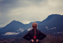 Mountains / by Katie