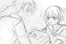 Ayano & Budo ❤